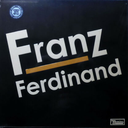 Franz Ferdinand - Franz Ferdinand (LP, Album, RE, Emb)