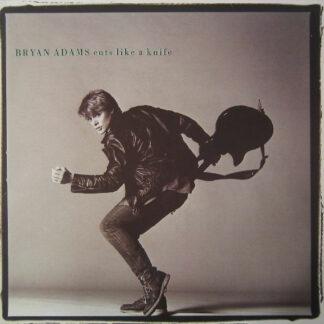 Bryan Adams - Cuts Like A Knife (LP, Album, RE)