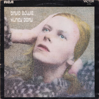 David Bowie - Hunky Dory (LP, Album, RP)