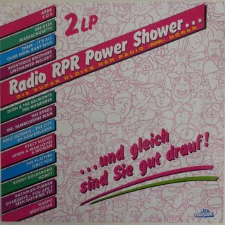 Various - Radio RPR Power Shower - Die Super-Oldies Der Radio >>RPR<< Hörer (2xLP, Album)