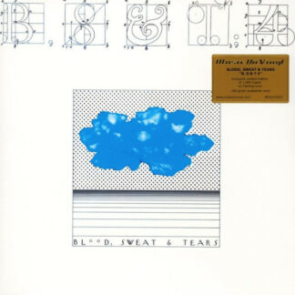 Blood, Sweat & Tears* - B, S & T 4 (LP, Album, Ltd, Num, RE, Yel)