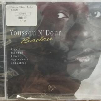 Youssou N'Dour - Badou (CD, Album)
