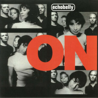 Echobelly - On (LP, Album, RE)