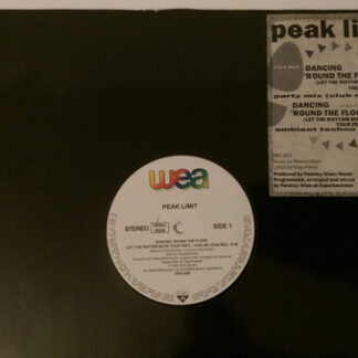 """Peak Limit - Dancing 'Round The Floor (Let The Rhythm Move Your Feet) (12"""", Promo)"""