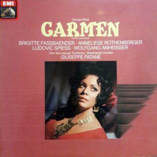 Georges Bizet - Carmen (LP, Album, Quad)