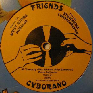 """Cyborano - Wrist Aching Muscles (12"""")"""