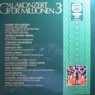 Various - Galakonzert Für Millionen 3 (LP, Comp)