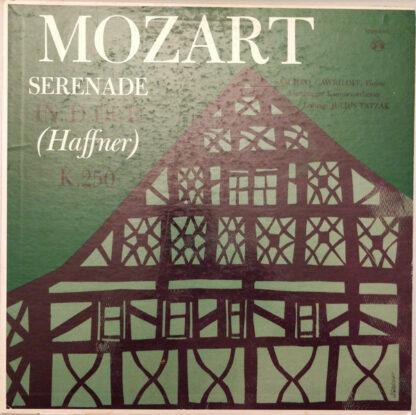 Mozart* - Serenade In D-Dur (Haffner) K.250 (LP)