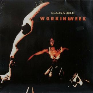 Working Week - Black & Gold (LP, Album)