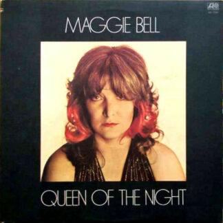 Maggie Bell - Queen Of The Night (LP, Album, PR )