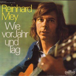 Reinhard Mey - Wie Vor Jahr Und Tag (LP, Album, Club)