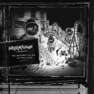 Hooverphonic - The President Of The LSD Golf Club (LP, Album, Ltd, Sil)