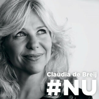 Claudia de Breij - #Nu (LP, Album, Ltd, Num, Whi)