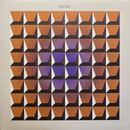 Unifony, Minco Eggersman - Theodoor Borger & Mathias Eick - Unifony (LP, Album)