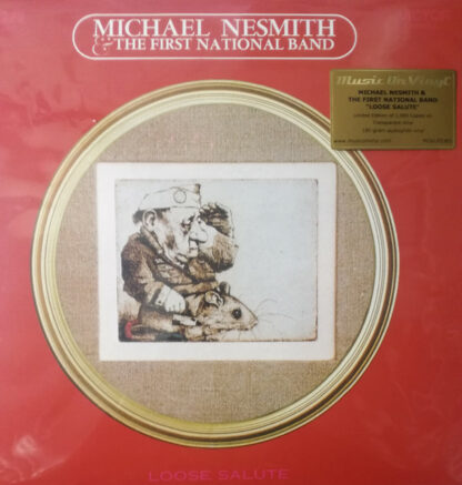 Michael Nesmith & The First National Band - Loose Salute (LP, Album, Num, RE, RM, Tra)