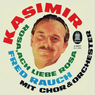 "Fred Rauch - Kasimir (7"", Single)"