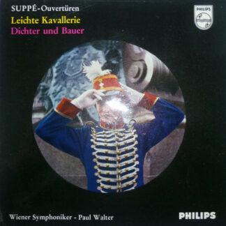 "Paul Walter, Wiener Symphoniker - Suppé-Ouvertüren (7"", Mono)"