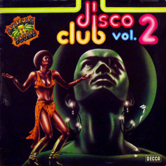 Various - Disco-Club, Vol. 2 - African Sound (LP, Comp)