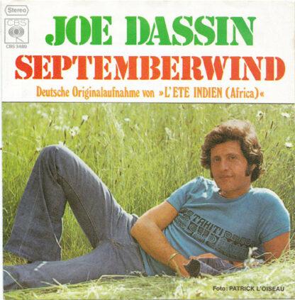 "Joe Dassin - Septemberwind (7"", Single)"