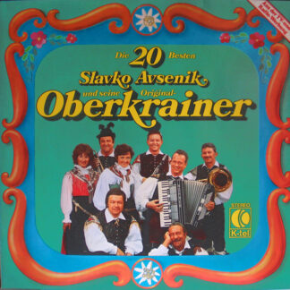 Slavko Avsenik Und Seine Original-Oberkrainer* - Die 20 Besten (LP, Comp)
