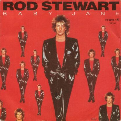 "Rod Stewart - Baby Jane (7"", Single, TEL)"