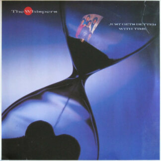 The Whispers - Just Gets Better With Time (LP, Album)