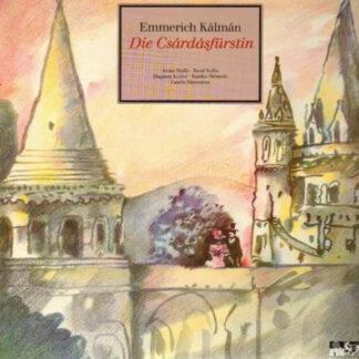Emmerich Kálmán - Die Csárdásfürstin (LP, Club, RE)