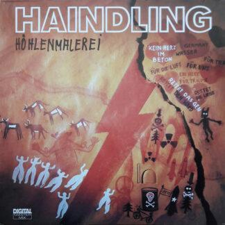 Haindling - Höhlenmalerei (LP, Album)