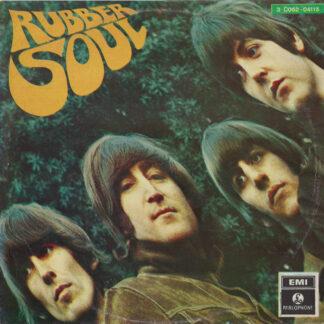 The Beatles - Rubber Soul (LP, Album, RE)
