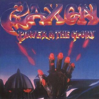 Saxon - Power & The Glory (LP, Album)