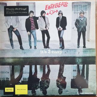 The Easybeats - It's 2 Easy (LP, Album, RE)