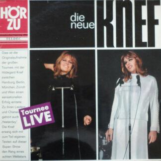 Knef* - Die Neue Knef - Tournee Live (LP, Album, S/Edition)