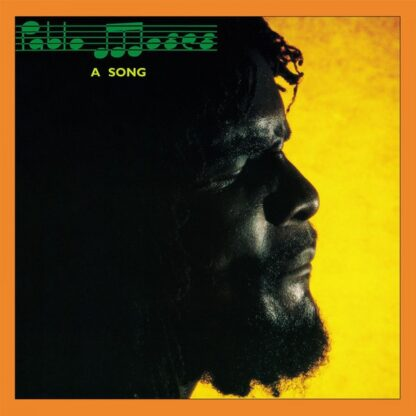Pablo Moses - A Song (LP, Album, RE)