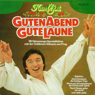 Karel Gott - Guten Abend Gute Laune (LP, Dar)