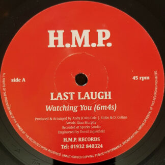 "Last Laugh (22) - Watching You (6m4s)  (12"", Single)"