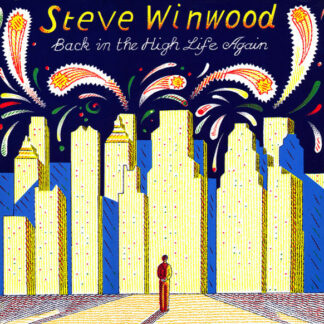 Steve Winwood - Roll With It (LP, Album)