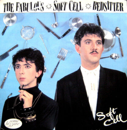 "Soft Cell - Bedsitter (12"", Single)"