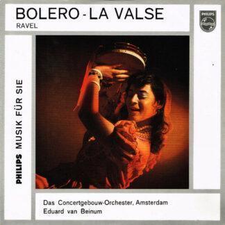 "Ravel* / Das Concertgebouw-Orchester, Amsterdam* / Eduard Van Beinum - Bolero - La Valse (10"", Mono)"