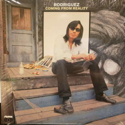 Rodriguez* - Coming From Reality (LP, Album, RE, RM)