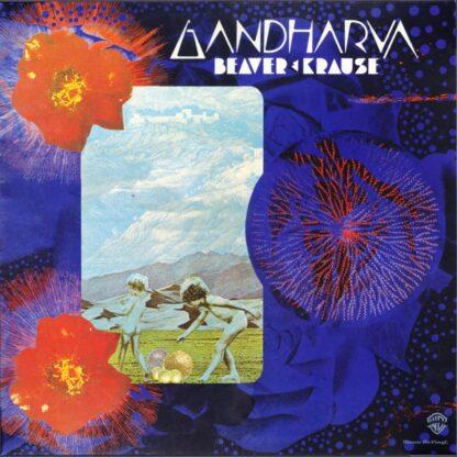 Beaver & Krause - Gandharva (LP, Album)