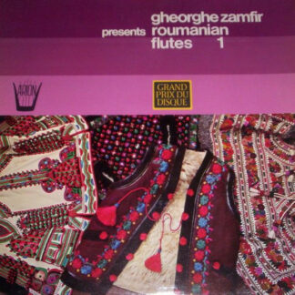Gheorghe Zamfir - Presents Roumanian Flutes 1 (LP)