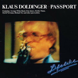 Klaus Doldinger + Passport (2) - Lifelike (2xLP, Album)