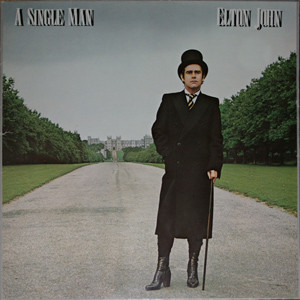 Elton John - A Single Man (LP, Album)