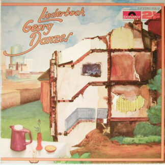 Georg Danzer - Liederbuch (2xLP, Comp)