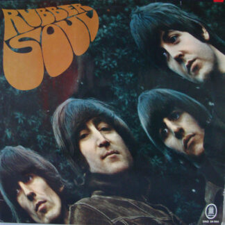 The Beatles - Rubber Soul (LP, Album, MP)
