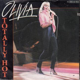 """Olivia* - Totally Hot (7"""", Single)"""