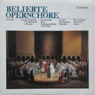 Various - Beliebte Opernchöre II. Folge (LP, Comp, RP, Blu)