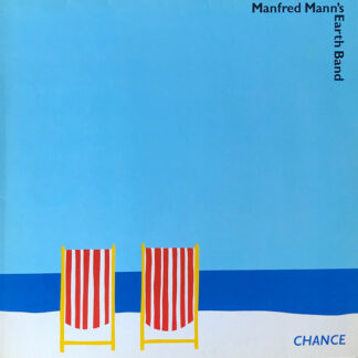 Manfred Mann's Earth Band - Chance (LP, Album, RP)