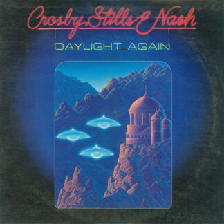 Crosby, Stills & Nash - Daylight Again (LP, Album, AR )