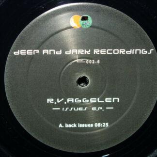 "R.V.Aggelen* - Issues E.P. (12"", EP)"